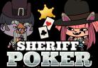 Jeu Sheriff Poker Multijoueur