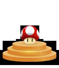 Champignon Mario