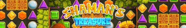 Jouez à Shaman's Treasure sur Jeux-Gratuits.com