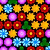 Jouez à Flowers Bubble Shooter