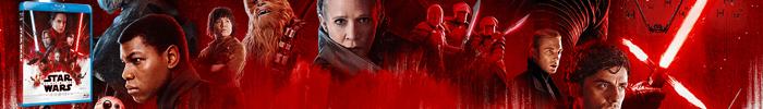 Gagnez le Blu-ray Star Wars : Les Derniers Jedi sur Jeux-Gratuits.com