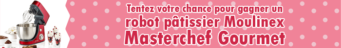 Gagnez un robot pâtissier Moulinex Masterchef Gourmet sur Jeux-Gratuits.com