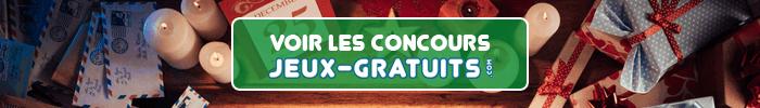Gagnez des cadeaux sur Jeux-Gratuits.com