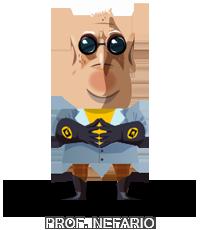 Professeur Nefario