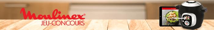 Gagnez un Cookeo Moulinex sur Jeux-Gratuits.com