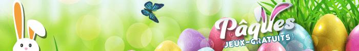 Gagnez des chocolats de Pâques sur Jeux-Gratuits.com
