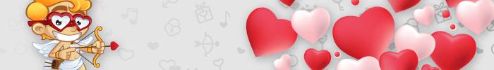 Jeux de Saint-Valentin sur Jeux-Gratuits.com