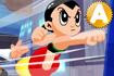 Jeu La course d'Astro Boy