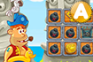 Jeu Pirate l'aventure aux trésors (Treasure Swirl)