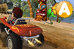 Jeu Beach Buggy Blitz