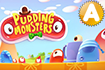 Jeux rigolos : Jeu Pudding Monsters
