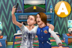 Jeu Les Sims Freeplay