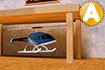 Jeu Helidroid 3D (Hélicoptère RC)