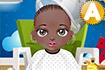 Jeu Baby Spa & Hair Salon - Lavage de bébé