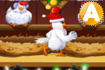 Jeu Angry Chicken : Christmas !