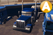 Jeu 3D Trucker, driving and parking simulator