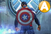 Jeu Captain America LSH