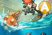 Applications de jeux de tir : Jeu Mobfish Hunter