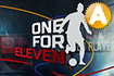 Jeu One for eleven