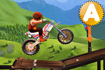 Applications de jeux de Moto : Jeu Trials Frontier