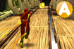 Jeu Batman & The Flash : Hero run