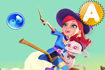 Jeux Bubble Witch Saga 2