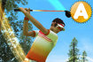 Jeu King of the Course Golf