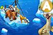 Applications de jeux d'Animaux : Jeu L'Âge de Glace Aventures