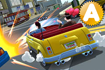 Jeu Crazy Taxi City Rush