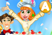 Jeu Clumsy Chef (Wedding Cake Adventures)