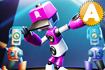 Jeu Robot Dance Party
