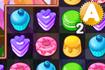 Applications de jeux de Match 3 : Jeu Cupcake Mania