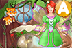 Applications de jeux d'enfant pour Tablette : Jeu Fairy Dress Up