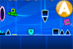 Jeu Geometry Dash Lite