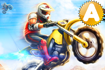 Applications de jeux de Moto : Jeu Bike Rivals