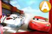 Jeu Cars, rapide comme Flash
