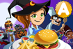 Applications de jeux de Fille : Jeu Diner Dash 2015