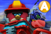 Applications de jeux d'Animaux : Jeu Angry Birds Transformers