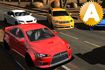 Jeux de Sport pour iPad : Jeu Long Road Traffic Racing