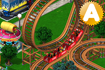 Applications de jeux de Fille : Jeu RollerCoaster Tycoon 4