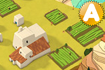 Applications de jeux d'action pour Android : Jeu Godus