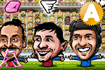 Jeux Android : Jeu Puppet Soccer Champions