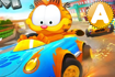 Applications de Jeux de Héros : Jeu Garfield Kart Fast & Furry
