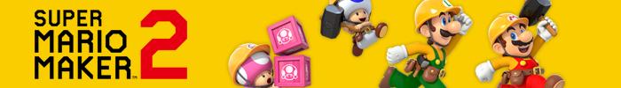 Gagnez le jeu Super Mario Maker 2 sur Jeux-Gratuits.com