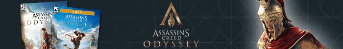 Gagnez le jeu Assassin's Creed Odyssey sur Jeux-Gratuits.com