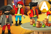 Jeu Playmobil Pirates