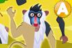 Jeu Savane : puzzle, couleurs et dessins pour enfants