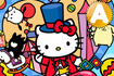 Jeu Hello Kitty : Fête foraine