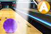 Jeu Roche Bowling 3D