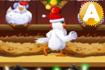 Jeu Angry Chicken : Christmas !